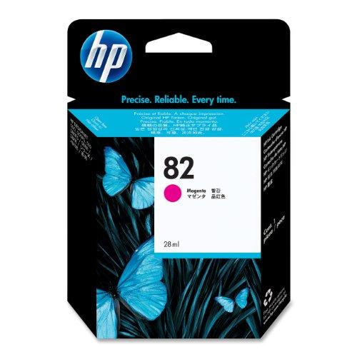HP 82 Magenta Original Tintenpatrone, 28 ml -