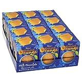 La cera de Chocolate orange de leche de Terry (Pack de 12 x 175 g)