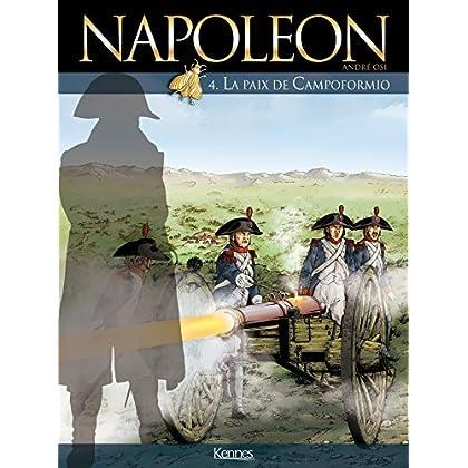 Napoléon T04: La Paix de Campoformio