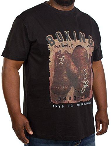 Replika -  T-shirt - Uomo Black XXXXX-Large