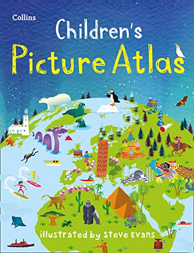Collins Children's Picture Atlas (English Edition)