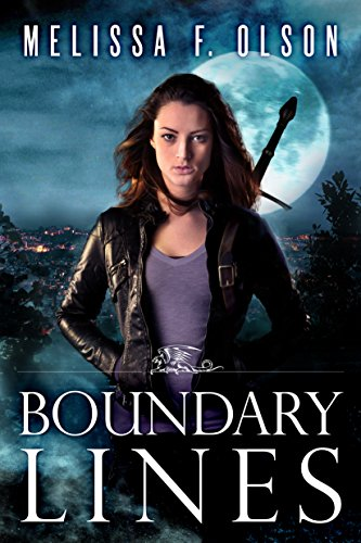 Boundary Lines (Boundary Magic Book 2) (English Edition)