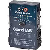 Testeur de Câble Soundlab GO27EA Indicateur à LED