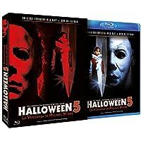 Halloween 5- La Venganza de Michael Myers BD + DVD Extras 1989 Halloween 5: The Revenge of Michael Myers