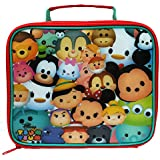 Tsum Tsum Disney Insulated Zip Carry Lunch Bag
