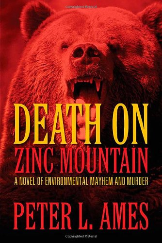 Death on Zinc Mountain Cover Image