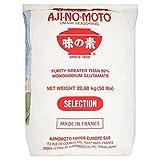 Aji-no-moto Umami condimento glutamato monosódico Selección 22.68kg (Pack de 22.7kg)