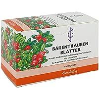 Bärentraubenblätter Teebeutel, 20X3 g preisvergleich bei billige-tabletten.eu