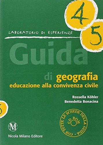 guida-geografia-educazione-alla-convivenza-civile-per-la-4-e-5-classe-elementare-con-cd-rom