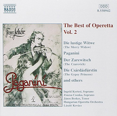 The Best Of Operetta /Vol.2