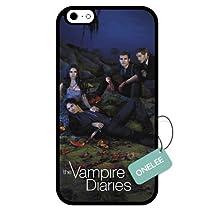 Customized The Vampire Diaries Apple Coque iphone 6 Coque Cover - Black 06