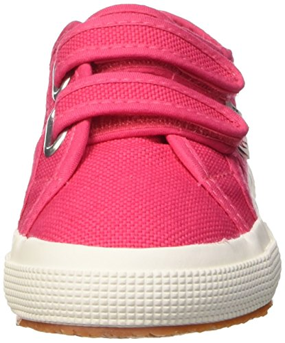 Superga 2750 Jvel Classic, Sneakers Basses mixte enfant RED AZALEA