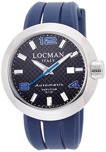 LOCMAN watch CHANGE ONE belt 3 with this 042500CBNBL0SIB-KS-B Men's [regular imported goods]