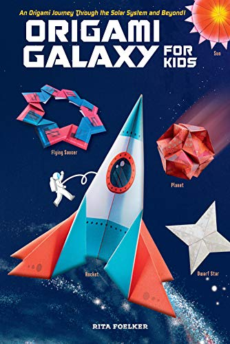 ids Ebook: An Origami Journey through the Solar System and Beyond! [Instruction Book with Printable Sheets of Origami Paper and Online Video Tutorials] (English Edition) ()