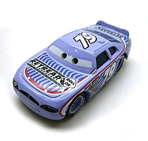 Disney Pixar Cars RETREAD # 79 (new, without package)