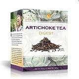 Artischocken Tee von Orange Care 20 Beutel
