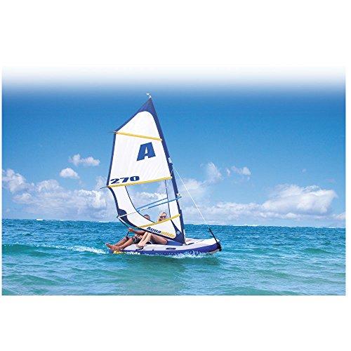 Aquaglide Schlauchboot/Aufblasbares Kajak für bis zu 3 Personen im Test - 7