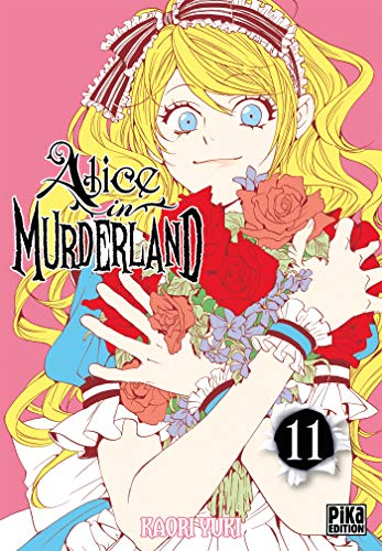 Alice in Murderland Edition simple Tome 11