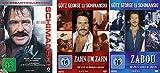Schimanski Mega-Set (Gesamtkollektion + Zahn um Zahn + Zabou) (11 DVDs)
