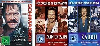 Schimanski Set (Gesamtkollektion DVD Box + Zahn um Zahn + Zabou) - Deutsche Originalware [11 DVDs]