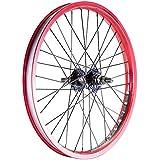Eastern Bikes BMX Eastern Throttle OEM Back Wheel, Red