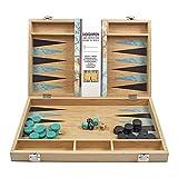 Worldly Wise Backgammon