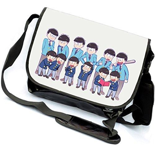 YOYOSHome Osomatsu Kun Anime Osomatsu-san Cosplay Rucksack Messenger Bag Schultertasche
