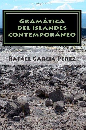 Gramática del islandés contemporáneo por Rafael García Pérez