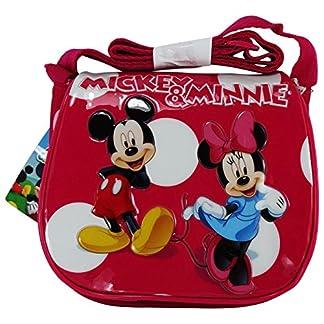 Disney Minnie y Mickey Luna Bolso al Hombro Bandolera por Niña Chica
