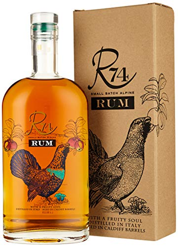 RONER Roner R74 Rum Aged Dark (1 x 0.7 l)