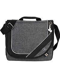 a1d0d6339ea3 TOTAL HOME  Bolt Urban Messenger Bag Multi-Pockets 2019 New Canvas Pocket Shoulder  Bag