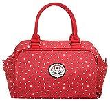 Blutsgeschwister Handtasche CHARMING CAVALIER CASE Polyester rot Damen - 019050