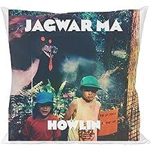 Jagwar Ma Howlin Album Pillow