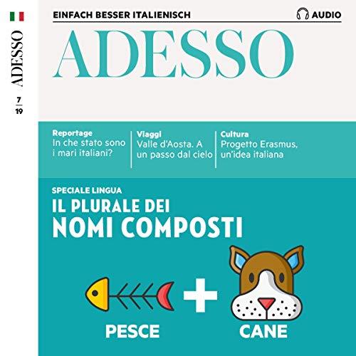 Adesso-spotlight (ADESSO Audio - Il plurale dei nomi composti. 7/2019: Italienisch lernen Audio - Der Plural der Komposita)