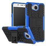 Per Huawei Nova Young 5.0' Smartphone Cover,OFU Telefono stent guscio di silicone morbido resistenza...
