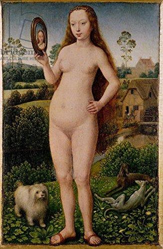 C. 1485 Oil (Alu-Dibond-Bild 80 x 120 cm: