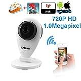 Best Routeurs sans fil portables - SRICAM Caméra IP sans Fil Intérieure 720p Wifi Review