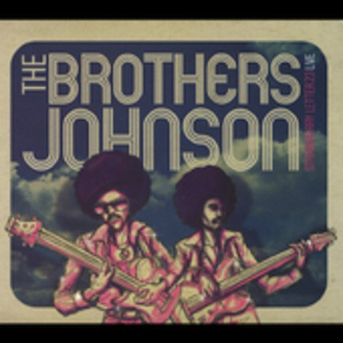 Strawberry Letter 23: Live (Bonus Dvd) by Brothers Johnson Johnson Brothers Strawberry