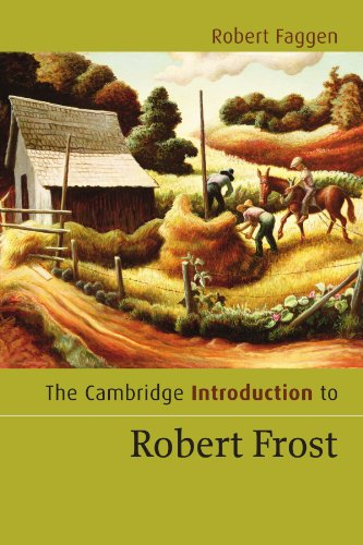 an introduction to the life and literature by robert frost An introduction the purpose of this thesis is to study one of the basic themes in the poetry of robert frost the theme is expressed by robert frost's refiections on human love and on life's struggle once clearly understood, this love­ struggle concept sheds :new light on frost's poetry and richly rewards the careful reader of his poems.