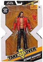 Nakamura con la sua giacca in edizione limitata NXT !
