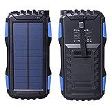 Best Accessoire Solar Power Portable Chargeurs - Friengood Chargeur Solaire, Portable 25000mAh Solar Power Bank Review