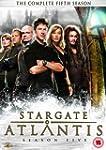 Stargate Atlantis S5 Complete [UK Imp...