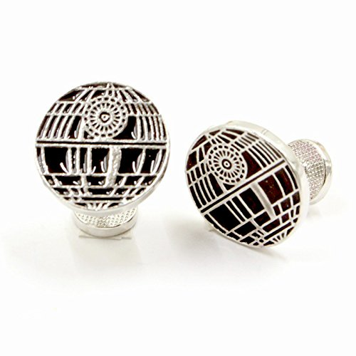 Image of Star Wars Death Star Cosplay Cufflinks