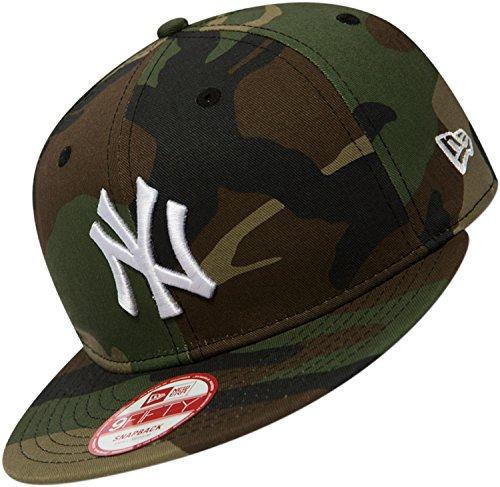 65d77fc8158 New Era Uomo Cappellini   Snapback Cap MLB League Essential NY Yankees  9Fifty