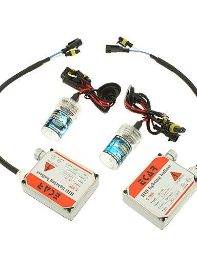RFF-12V 35W H8/H9/H10/H11 lampada Xenon HID Conversion Kit Set (E3035 Ballast) , 3000k-MEIXI&