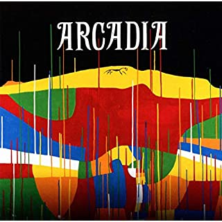 Adrian Utley & Will Gregory (Ft. Anne Briggs) Arcadia (Music From The Motion Picture) Audio CD