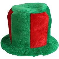 Brubaker - Cappello a cilindro per tifosi della nazionale tedesca ai mondiali del 2014, Multicolore (Portogallo), Taglia unica