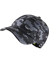 Nike Futura Heritage 86 Casquettes Homme, Anthracite/Noir, FR Fabricant : Taille Unique