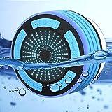 Duschlautsprecher - zertifizierter wasserdichter Wireless 4.1 Lautsprecher - mit HD
