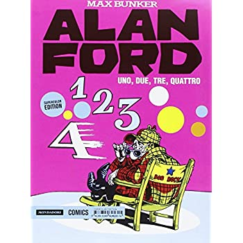 Uno, Due, Tre, Quattro. Alan Ford Supercolor Edition: 14